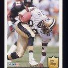 1992 Fleer Football #284 Floyd Turner - New Orleans Saints