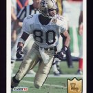 1992 Fleer Football #271 Wesley Carroll - New Orleans Saints