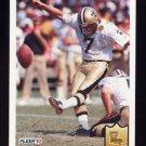1992 Fleer Football #269 Morten Andersen - New Orleans Saints