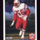1992 Fleer Football #267 Andre Tippett - New England Patriots