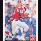 1992 Fleer Football #264 Greg McMurtry - New England Patriots