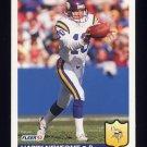 1992 Fleer Football #250 Harry Newsome - Minnesota Vikings