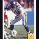 1992 Fleer Football #248 Randall McDaniel - Minnesota Vikings