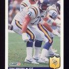 1992 Fleer Football #245 Tim Irwin - Minnesota Vikings