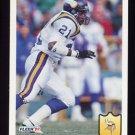 1992 Fleer Football #238 Terry Allen - Minnesota Vikings