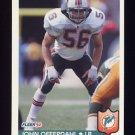 1992 Fleer Football #231 John Offerdahl - Miami Dolphins