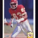 1992 Fleer Football #177 Stephone Paige - Kansas City Chiefs