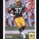 1992 Fleer Football #132 Mark Murphy - Green Bay Packers
