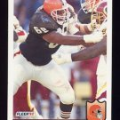 1992 Fleer Football #071 Ed King - Cleveland Browns