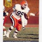1991 Ultra Football #284 Moe Gardner RC - Atlanta Falcons