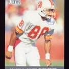 1991 Ultra Football #258 Mark Carrier - Tampa Bay Buccaneers