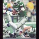 1991 Ultra Football #235 Anthony Toney - Philadelphia Eagles
