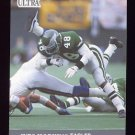 1991 Ultra Football #232 Wes Hopkins - Philadelphia Eagles
