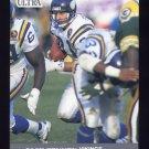 1991 Ultra Football #195 Rick Fenney - Minnesota Vikings
