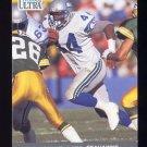 1991 Ultra Football #134 Derrick Fenner - Seattle Seahawks