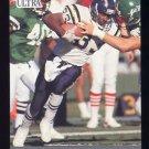 1991 Ultra Football #124 Ronnie Harmon - San Diego Chargers