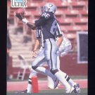 1991 Ultra Football #078 Mervyn Fernandez - Los Angeles Raiders