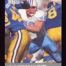 1991 Ultra Football #044 Ray Childress - Houston Oilers