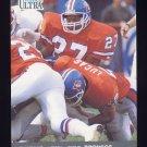1991 Ultra Football #033 Steve Atwater - Denver Broncos