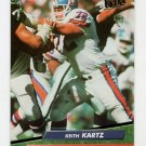 1992 Ultra Football #101 Keith Kartz - Denver Broncos