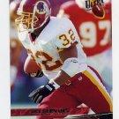 1993 Ultra Football #484 Ricky Ervins - Washington Redskins