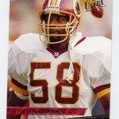 1993 Ultra Football #478 Carl Banks - Washington Redskins