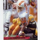 1993 Ultra Football #462 Gary Anderson - Tampa Bay Buccaneers