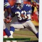 1993 Ultra Football #461 John L. Williams - Seattle Seahawks