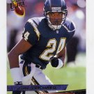 1993 Ultra Football #421 Stanley Richard - San Diego Chargers