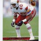 1993 Ultra Football #382 Robert Massey - Phoenix Cardinals