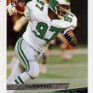 1993 Ultra Football #359 Tim Harris - Philadelphia Eagles