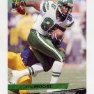 1993 Ultra Football #345 Rob Moore - New York Jets
