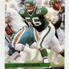 1993 Ultra Football #340 Jeff Lageman - New York Jets