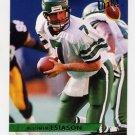 1993 Ultra Football #336 Boomer Esiason - New York Jets