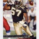 1993 Ultra Football #306 Rickey Jackson - New Orleans Saints