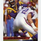 1993 Ultra Football #245 Gerald Robinson - Los Angeles Rams