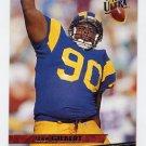 1993 Ultra Football #239 Sean Gilbert - Los Angeles Rams