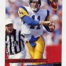 1993 Ultra Football #237 Jim Everett - Los Angeles Rams