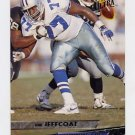 1993 Ultra Football #092 Jim Jeffcoat - Dallas Cowboys