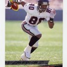 1993 Ultra Football #015 Andre Rison - Atlanta Falcons