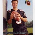 1993 Ultra Football #008 Bobby Hebert - Atlanta Falcons