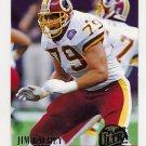 1994 Ultra Football #520 Jim Lachey - Washington Redskins