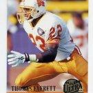 1994 Ultra Football #512 Thomas Everett - Tampa Bay Buccaneers