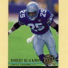 1994 Ultra Football #505 Robert Blackmon - Seattle Seahawks Ex