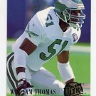 1994 Ultra Football #477 William Thomas - Philadelphia Eagles