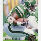 1994 Ultra Football #468 Brad Baxter - New York Jets