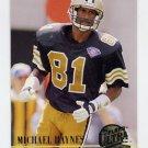 1994 Ultra Football #457 Michael Haynes - New Orleans Saints