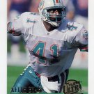 1994 Ultra Football #434 Keith Byars - Miami Dolphins