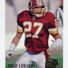 1994 Ultra Football #311 Brad Edwards - Washington Redskins