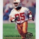 1994 Ultra Football #303 Courtney Hawkins - Tampa Bay Buccaneers